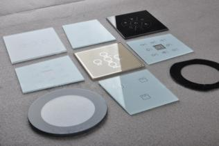 Electronic Products Glass Panel